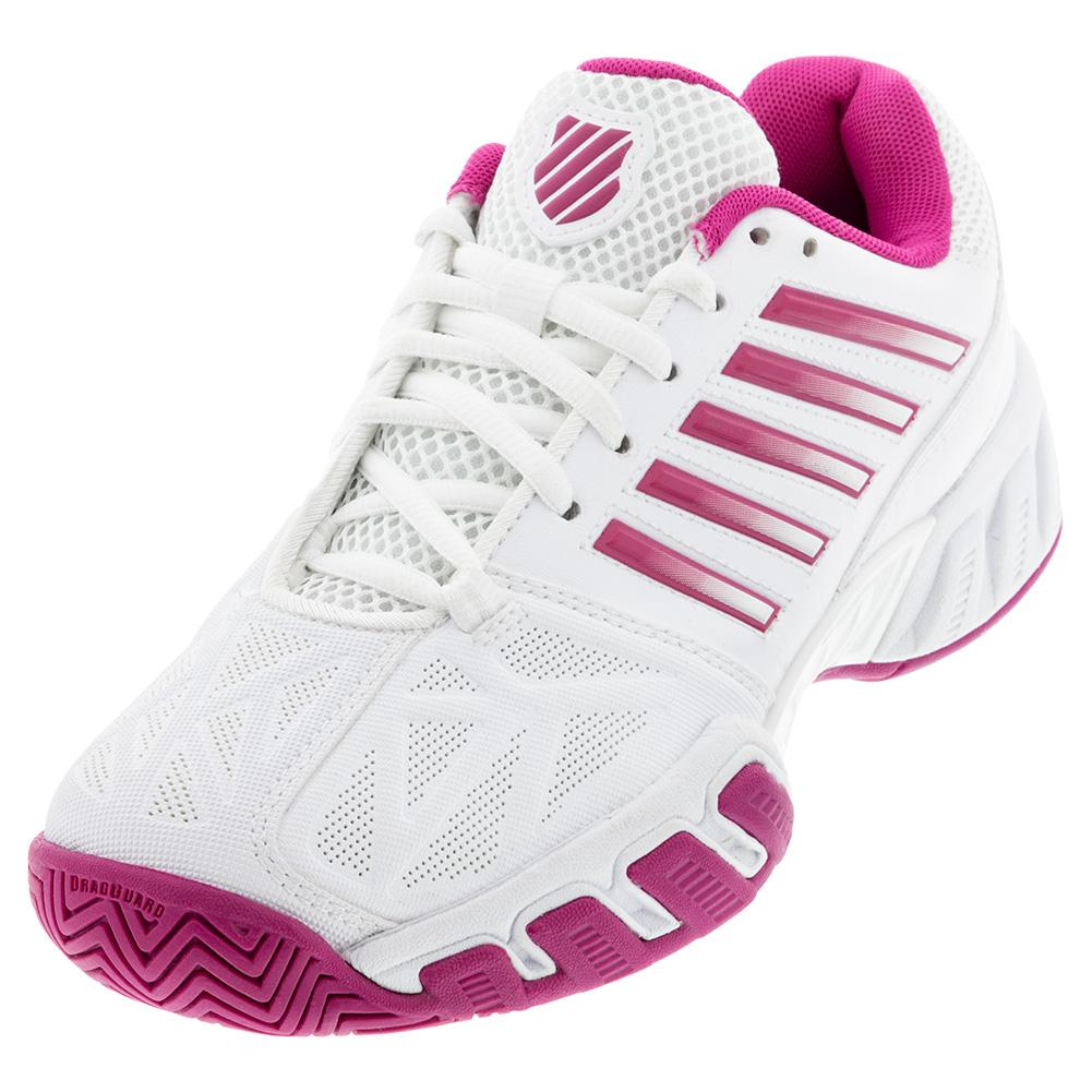 Women's Bigshot Light 3 Tennis Shoes White And Cactus Flower