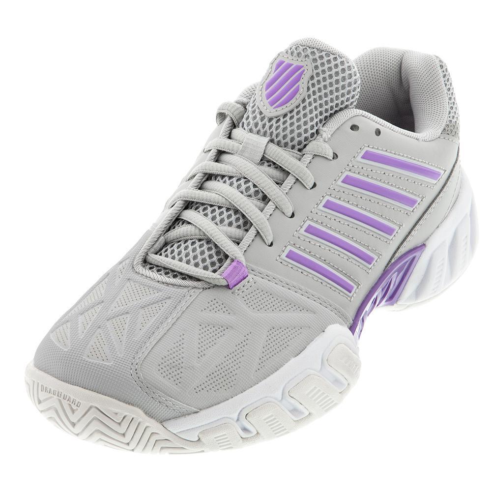 Women's Bigshot Light 3 Tennis Shoes Vapor Blue And White