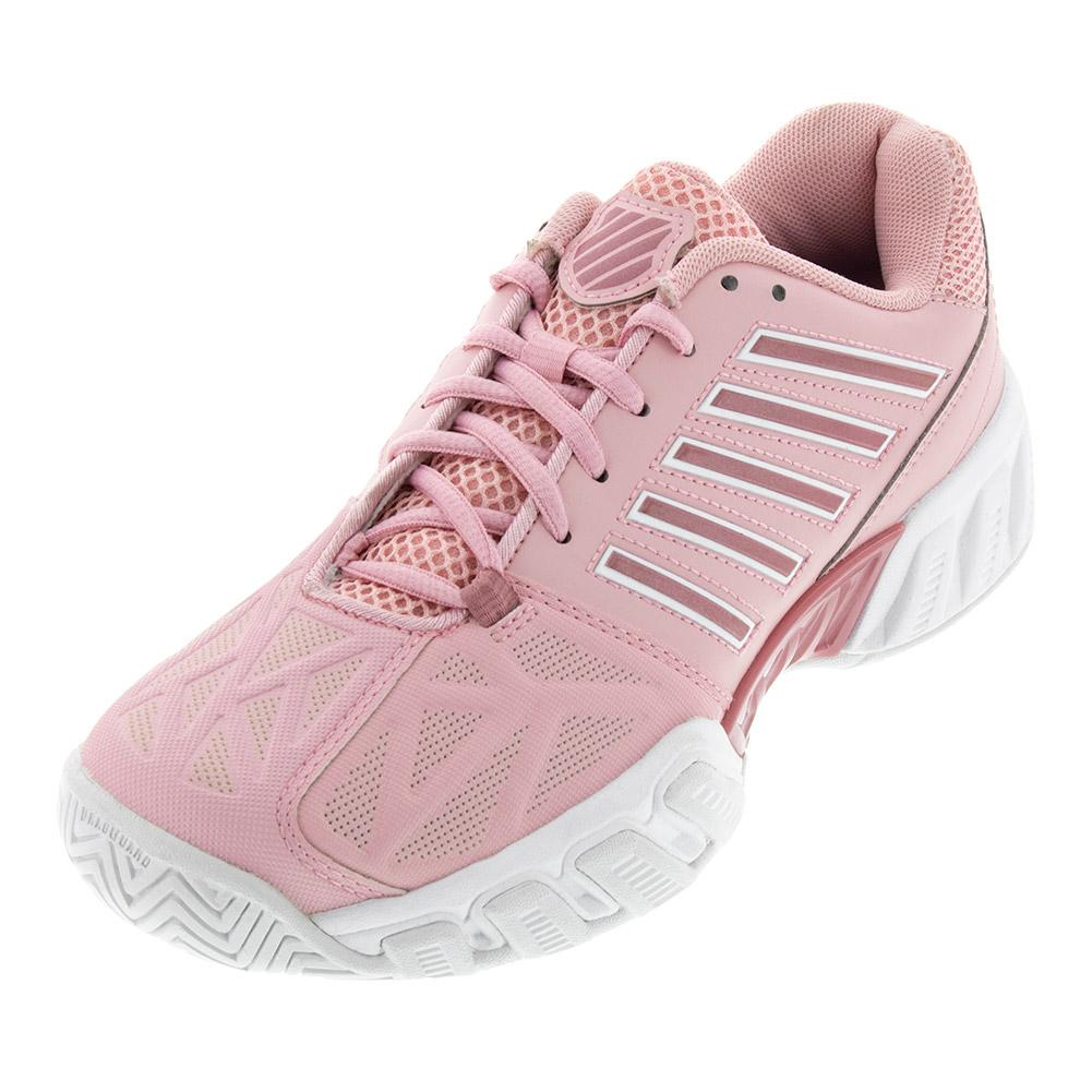 Women's Bigshot Light 3 Tennis Shoes Coral Blush And White