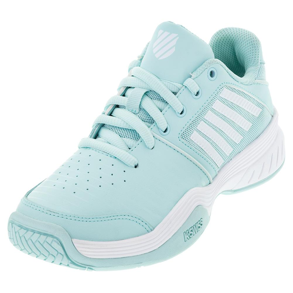 Women's Court Express Tennis Shoes Icy Morn And White
