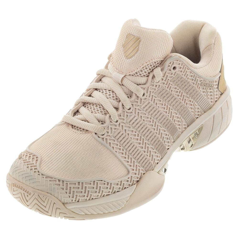 Women's Hypercourt Express Se Tennis Shoes Pink Tint And Frosted Almond