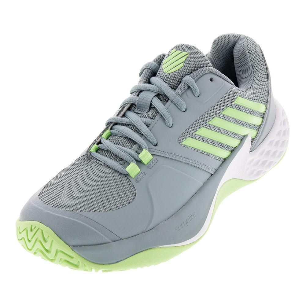 Women's Aero Court Tennis Shoes Abyss And Paradise Green