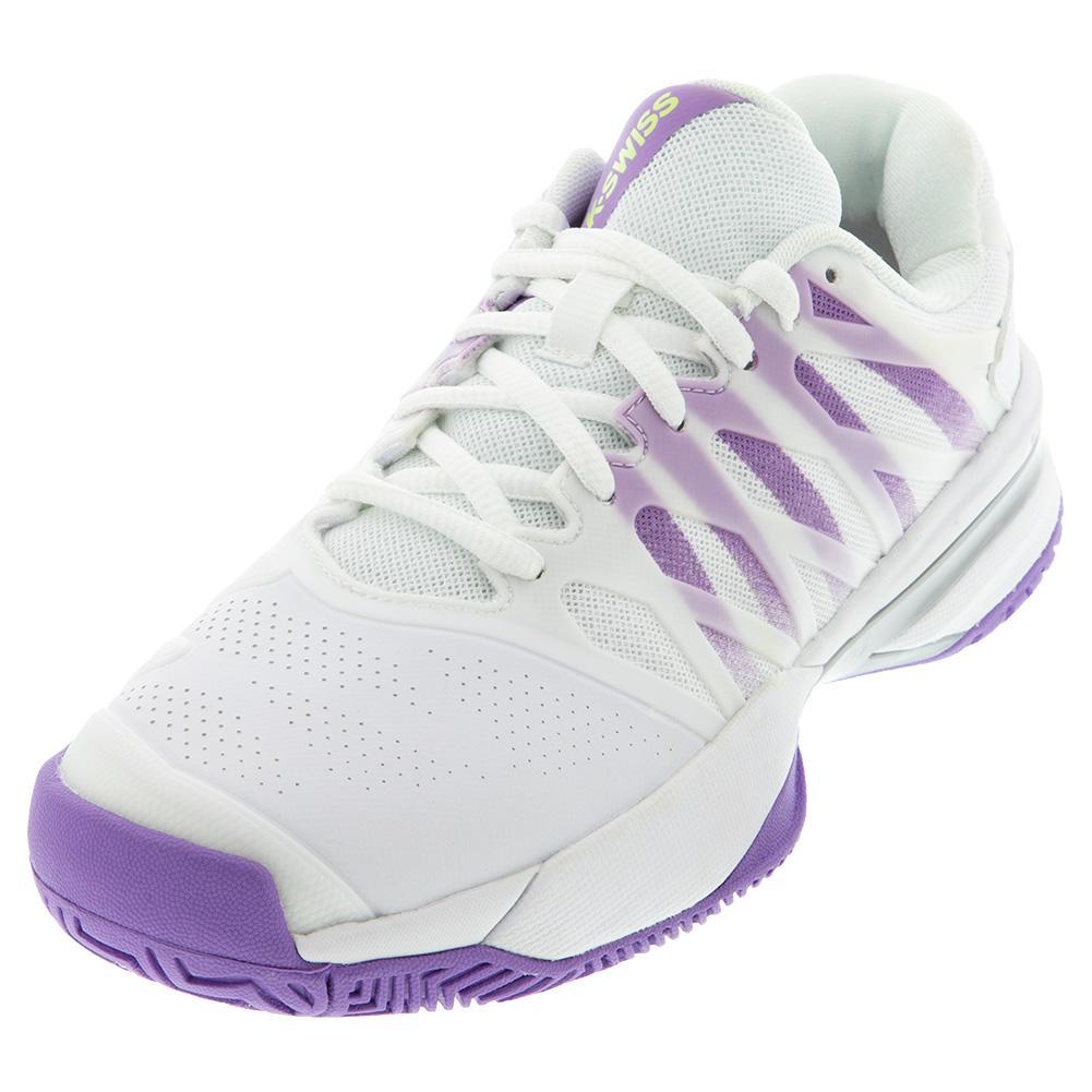 Women's Ultrashot 2 Tennis Shoes White And Fairy Wren