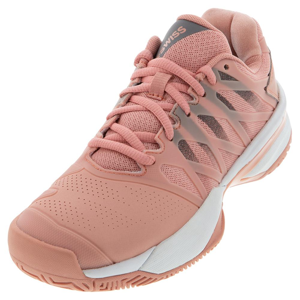 Women's Ultrashot 2 Tennis Shoes Coral Almond And Plum Kitten