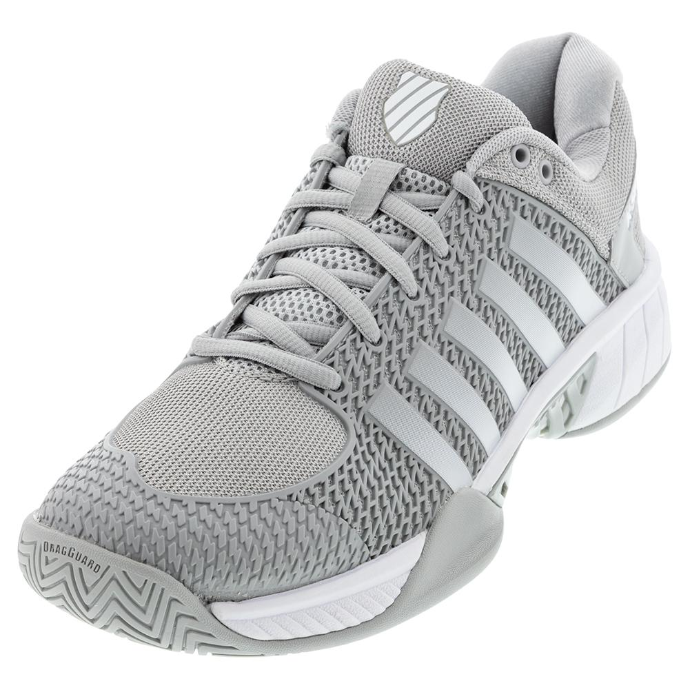 Women's Express Light Pickleball Shoes Highrise And White