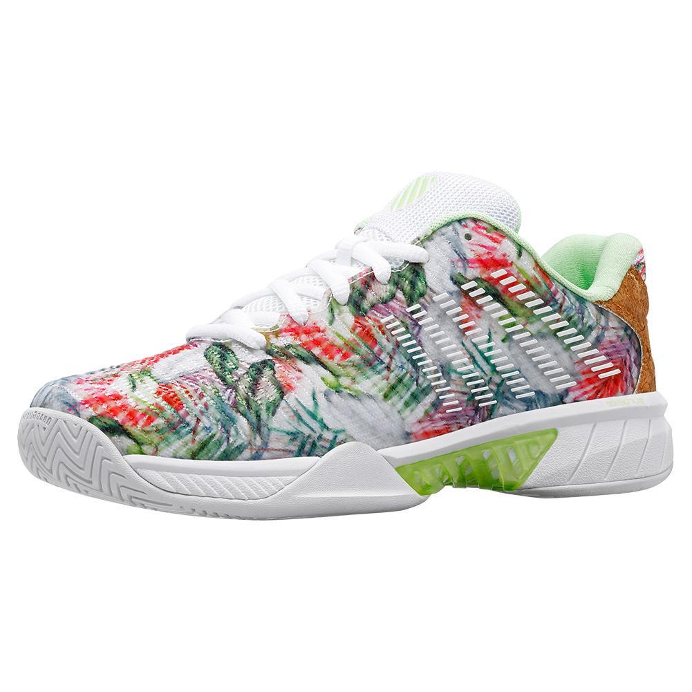 Women's Hypercourt Express 2 Le Tennis Shoes Tropical