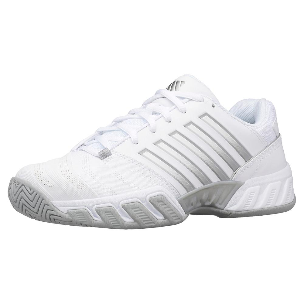 Women's Bigshot Light 4 Tennis Shoes White And High- Rise