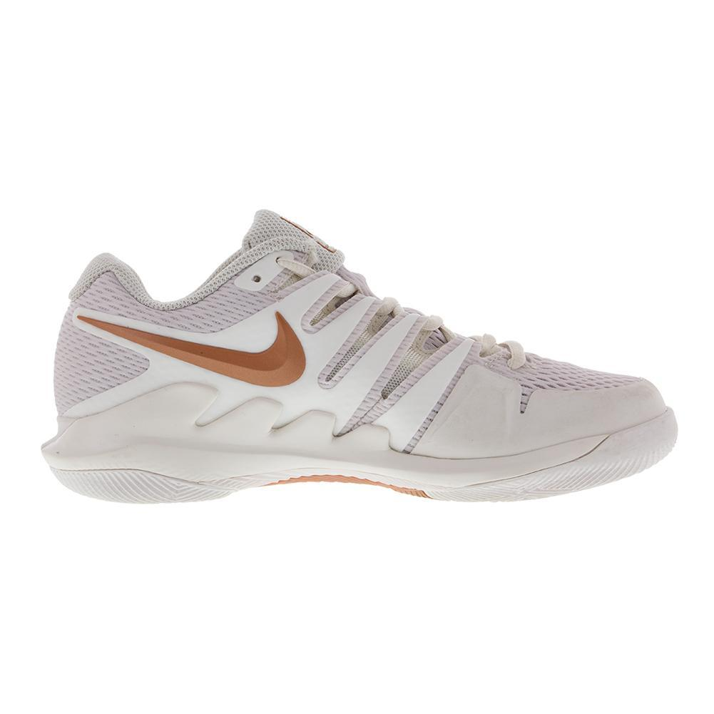 the best attitude 03a7d 2cd10 Women s Air Zoom Vapor X Clay Tennis Shoes Phantom And Metallic Rose Gold.  Zoom. Hover to zoom click to enlarge. Description ...