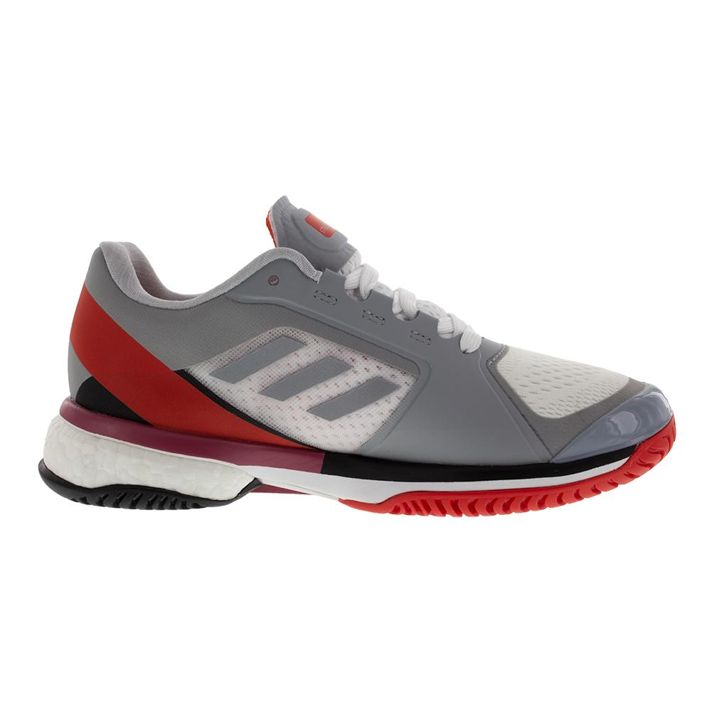 size 40 fe711 e6a59 adidas Women`s Stella McCartney Barricade Boost Tennis Shoes