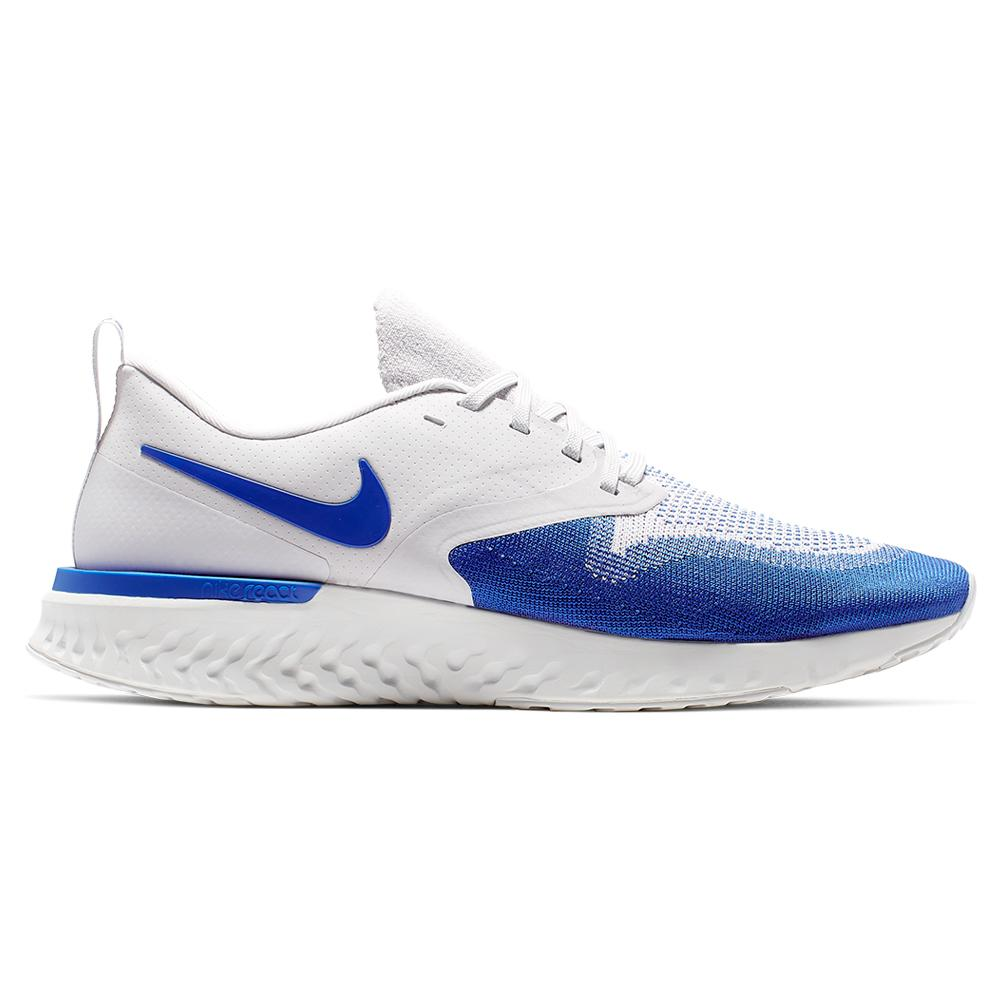 Men`s Nike Odyssey React Flyknit 2 Running Shoes | AH1015