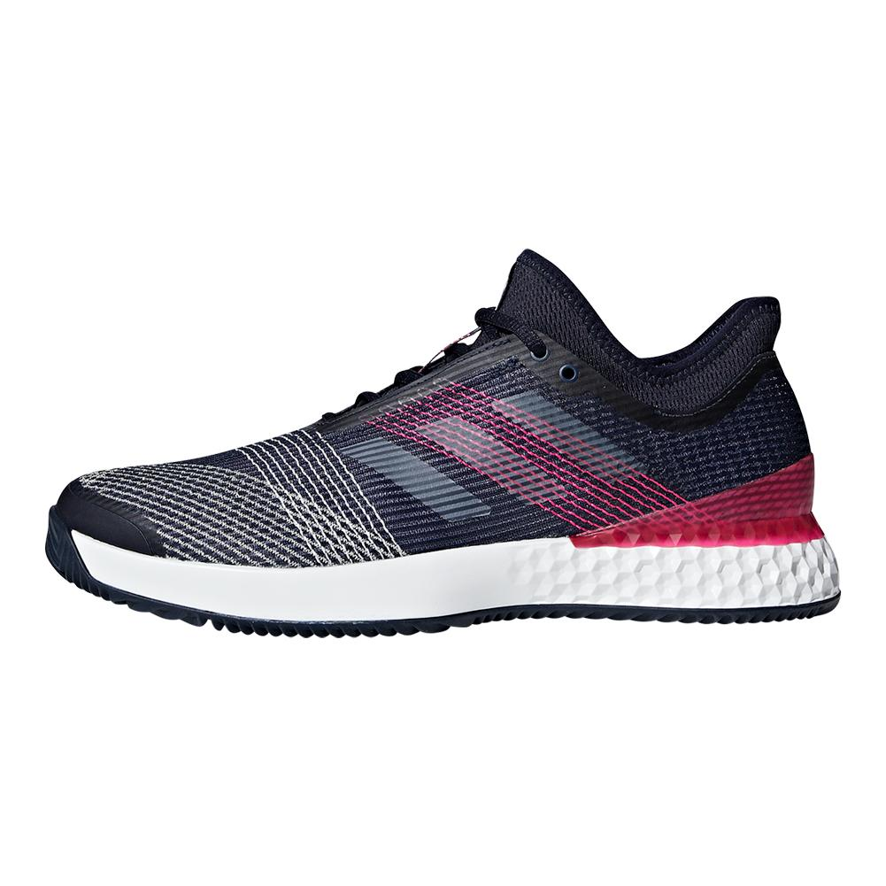 wholesale dealer 6138a cab8c ADIDAS ADIDAS Mens Adizero Ubersonic 3 Clay Tennis Shoes Legend Ink And  White. Zoom. Hover to zoom click to enlarge. 360 View