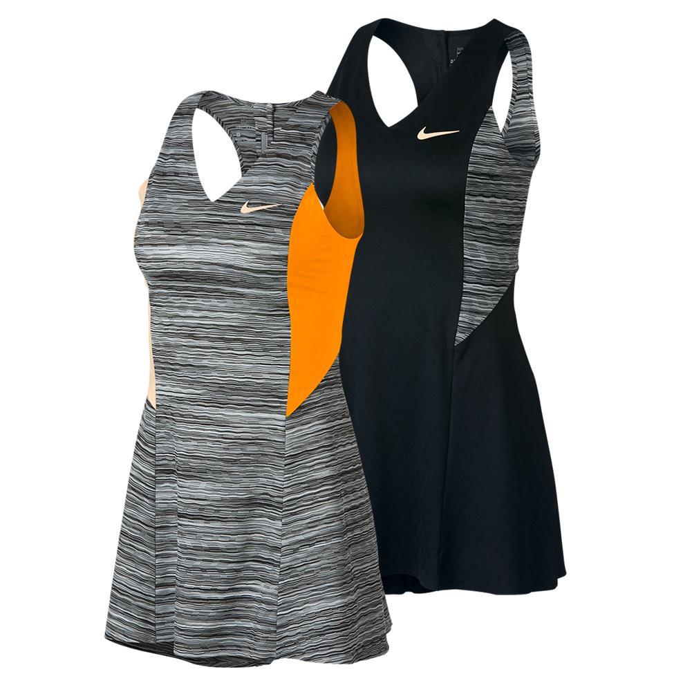 a66a007281c4 Nike Women's Maria Court New York Tennis Dress