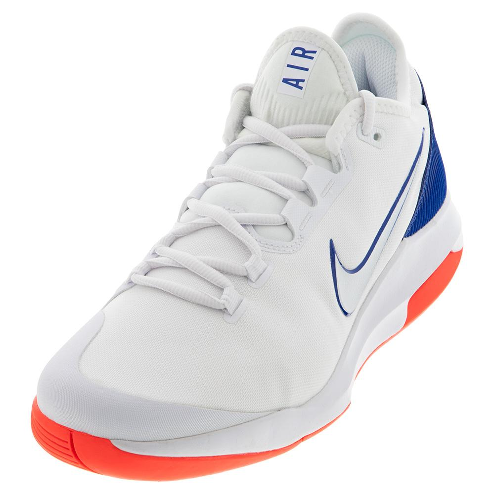 Men's Air Max Wildcard Tennis Shoes White And Game Royal