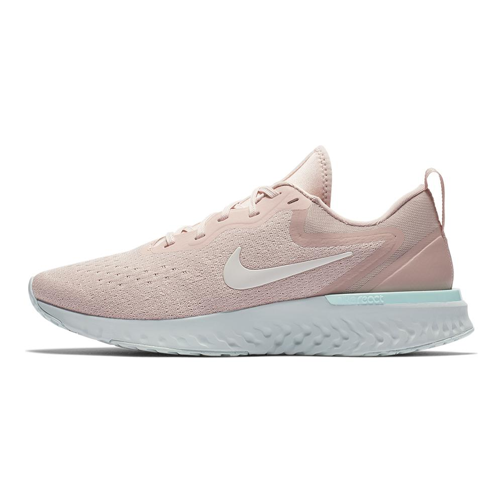 46579e4a02302 Women s Odyssey React Running Shoes Particle Beige And Phantom. Zoom. Hover  to zoom click to enlarge