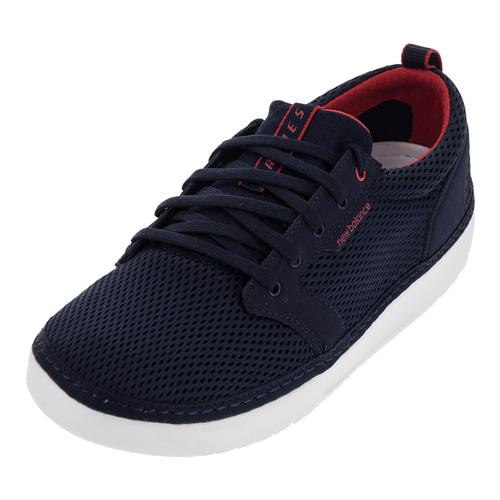 Men's Apres Shoes Navy And Red