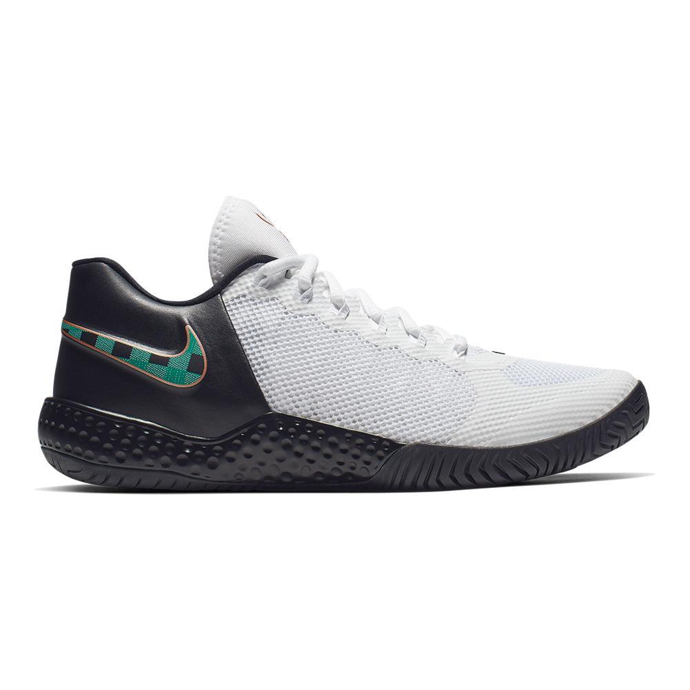 4c0092686 Women`s Nike Flare 2 QS Tennis Shoes - Black History Month