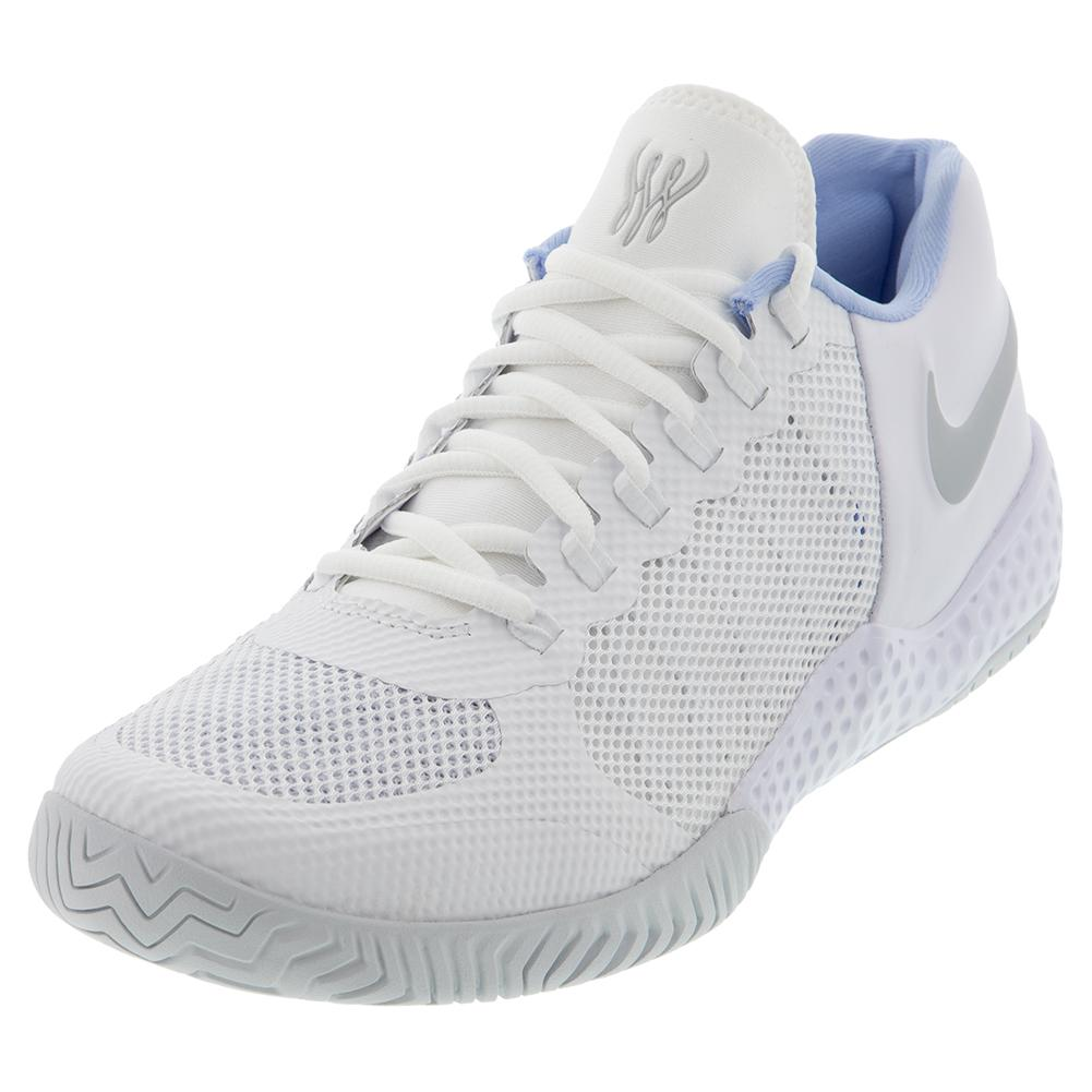 a2fad960da Women`s Nike Flare 2 HC Tennis Shoes | AV4713-100 | Tennis Express