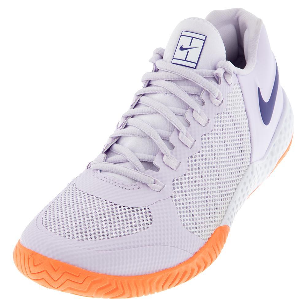 Women's Flare 2 Hc Tennis Shoes Barely Grape And Regency Purple