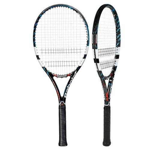 raquette babolat pure drive roddick plus 2013 thetennis. Black Bedroom Furniture Sets. Home Design Ideas
