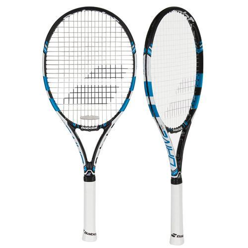 Babolat pure drive team tennis racquet - Babolat pure drive lite tennis racquet ...