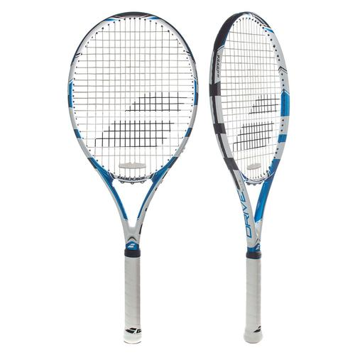 Drive Lite Tennis Racquet Blue And White
