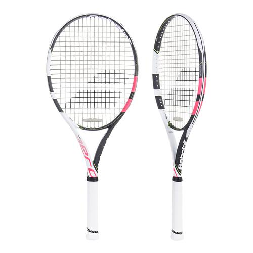 pure aero lite pink tennis racquet. Black Bedroom Furniture Sets. Home Design Ideas