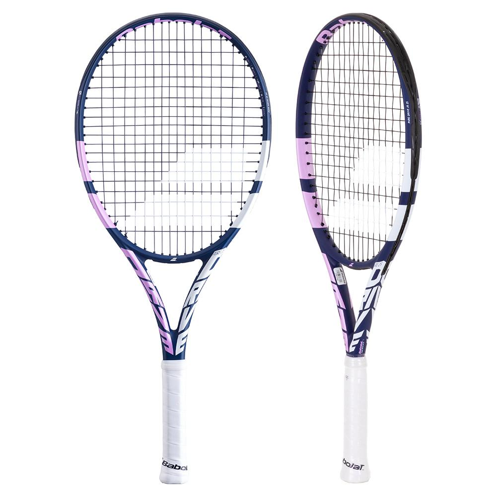 2021 Pure Drive 25 Junior Tennis Racquet Estate Blue And Pink