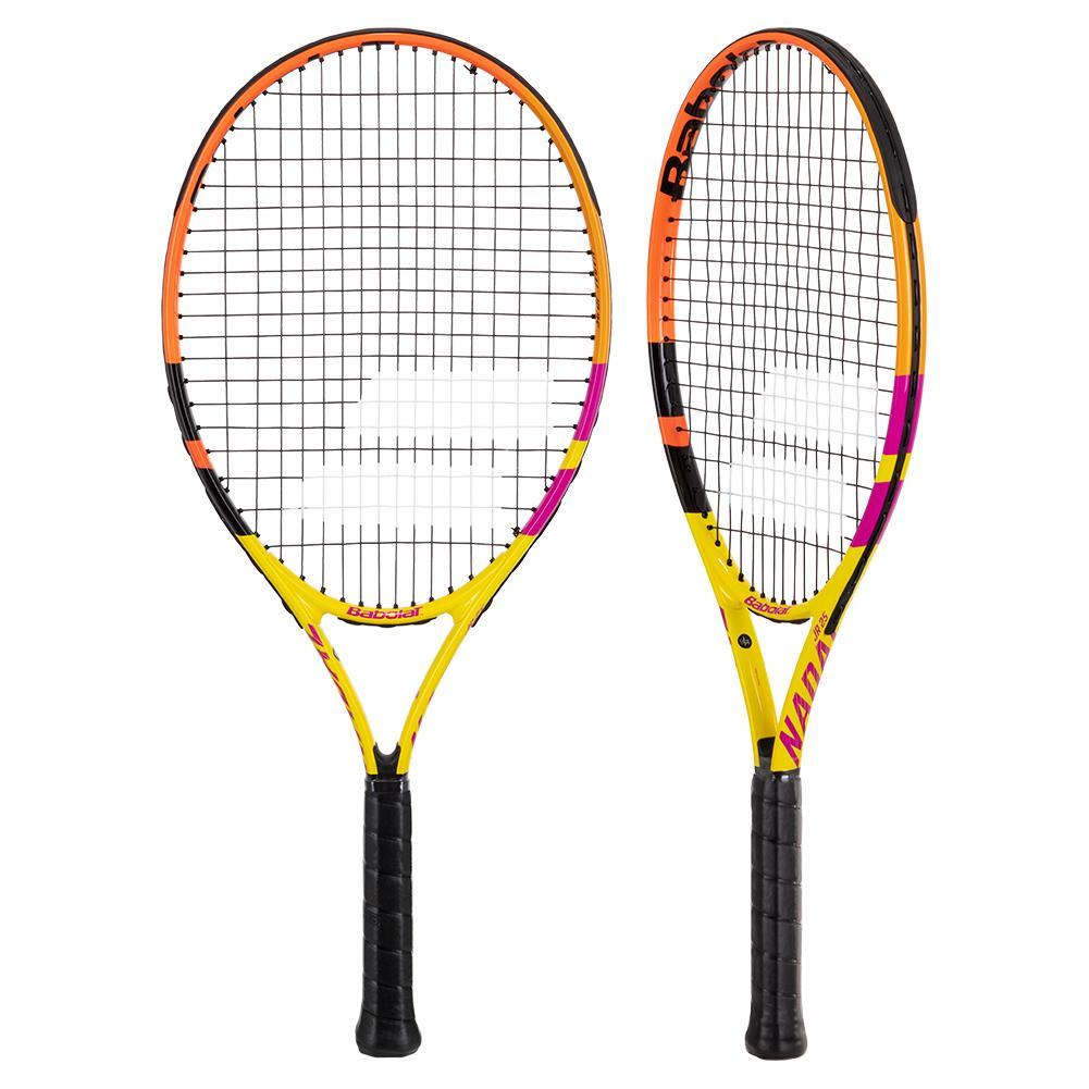 Rafa Nadal Jr 25 Prestrung Tennis Racquet