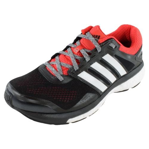 4daac700bae039 ADIDAS ADIDAS Men s Supernova Glide 7 Running Shoes Black And White. Zoom.  Hover to zoom click to enlarge. 360 View