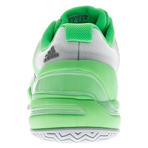 how to clean tennis shoes fast