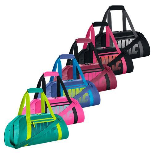pink adidas duffle bag