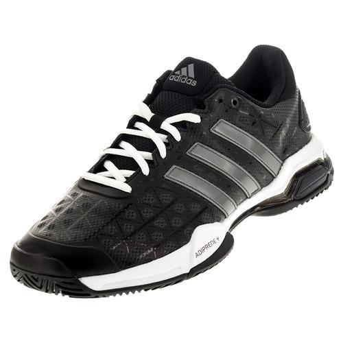 Men's Barricade Club Tennis Shoes Black And Night Metallic