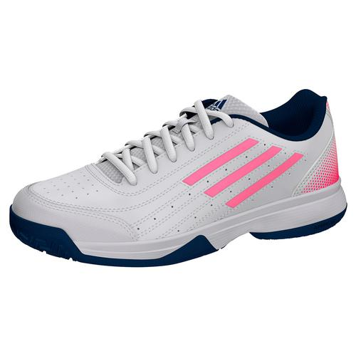 promo code d4631 eb8f1 Juniors sonic Attack Tennis Shoes White And Flash Red. Hover to zoom click  to enlarge