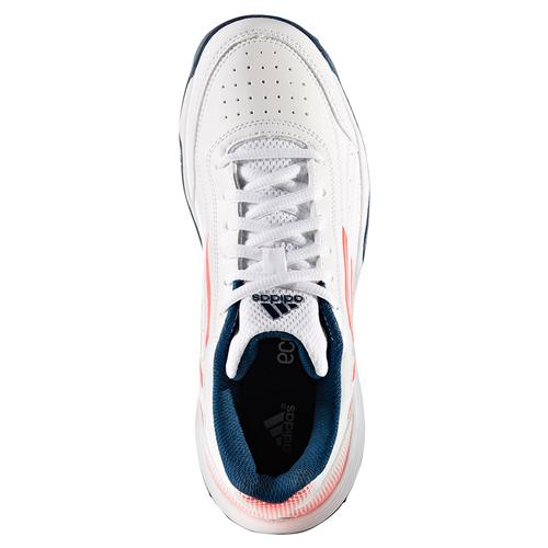finest selection 920f8 17d07 Juniors sonic Attack Tennis Shoes White And Flash Red. Hover to zoom click  to enlarge. Description ...