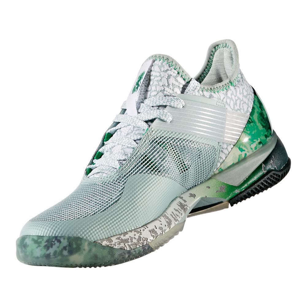 adidas donne adizero ubersonic 3 edizione limitata jade scarpe da tennis
