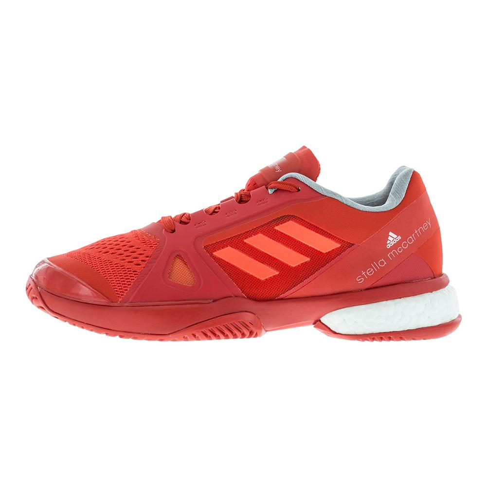 Adidas Stella Barricade Boost Red White Women S Shoes