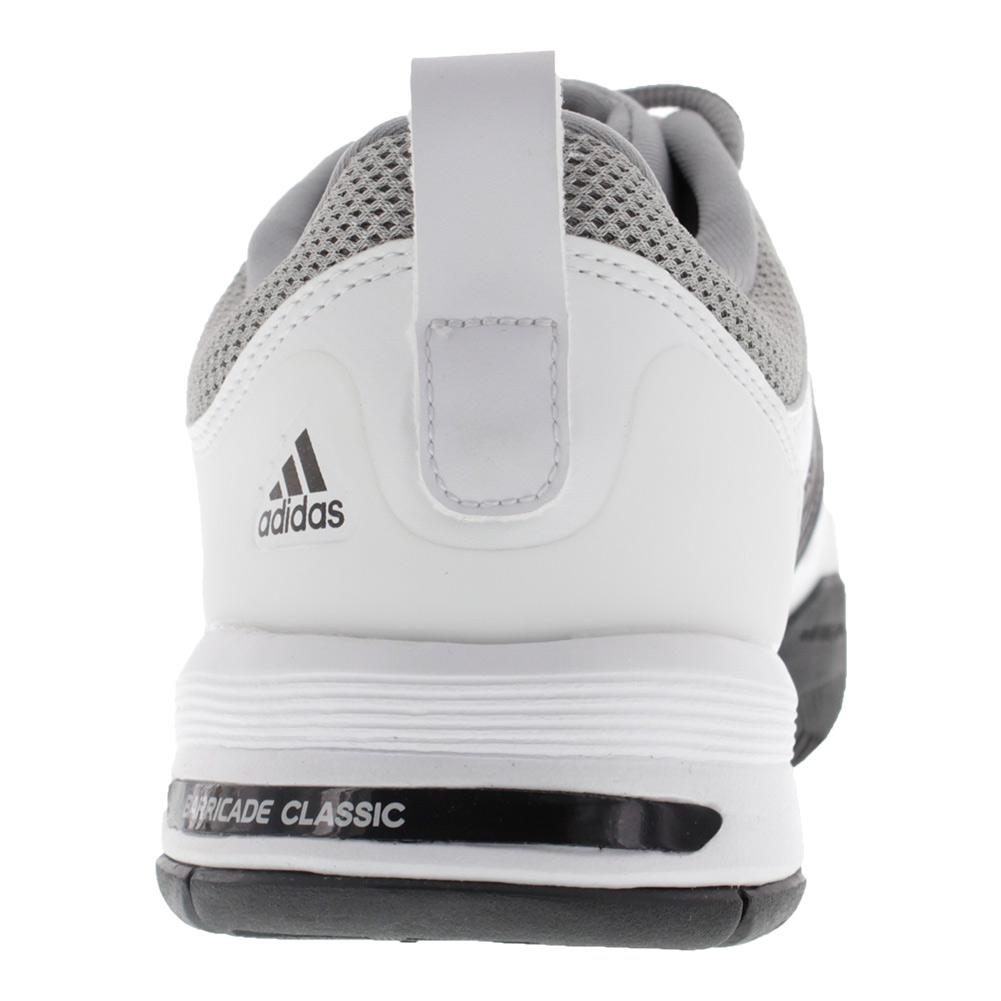 512416eb9 Men s Barricade Classic Wide 4e Tennis Shoe White And Black. Zoom. Hover to  zoom click to enlarge