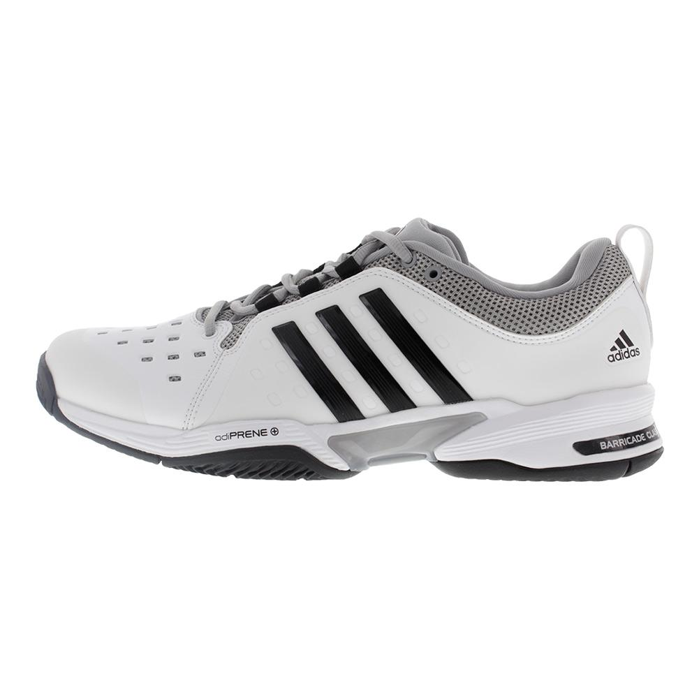 7cacb7ade22 Men s Barricade Classic Wide 4e Tennis Shoe White And Black. Zoom. Hover to  zoom click to enlarge. Description ...