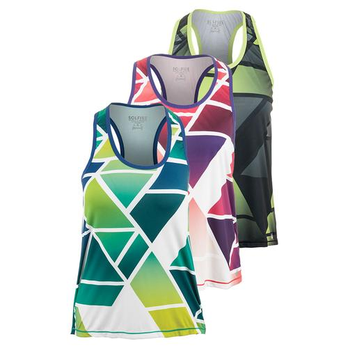 Women's Rhombaximus Stretch Your Limits Tennis Tank