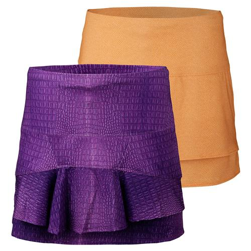 Women's Birqué 14 Inch Tennis Skort