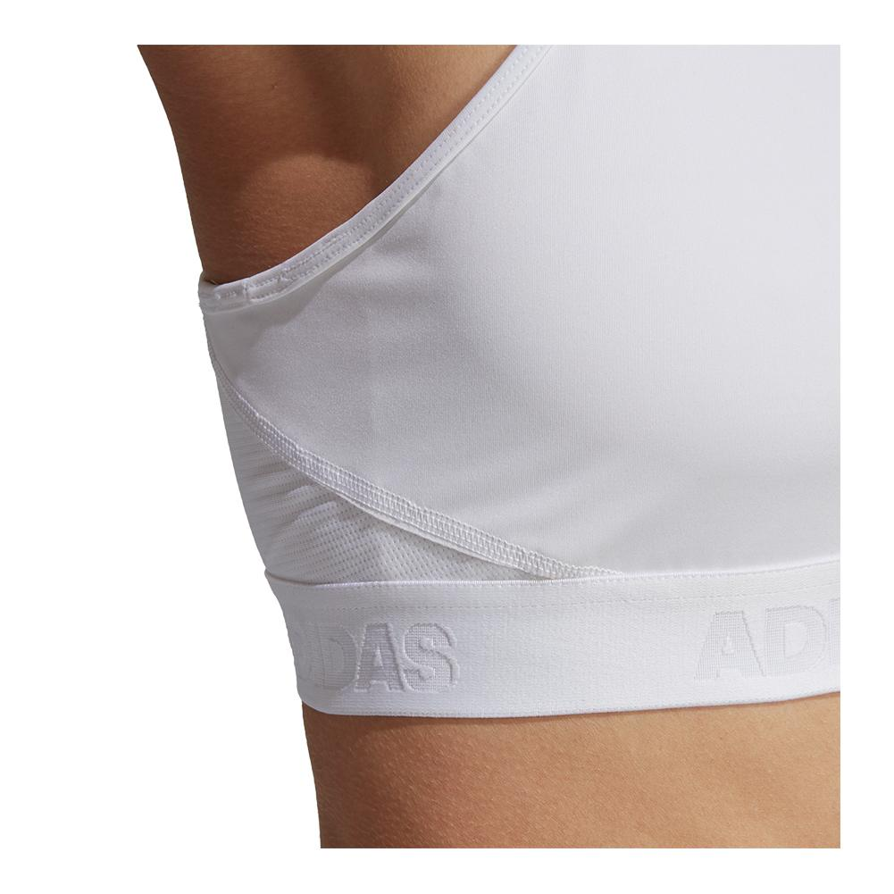 a364ac019 Women s Don ` T Rest Alphaskin Sports Bra White. Zoom. Hover to zoom click  to enlarge. Description ...