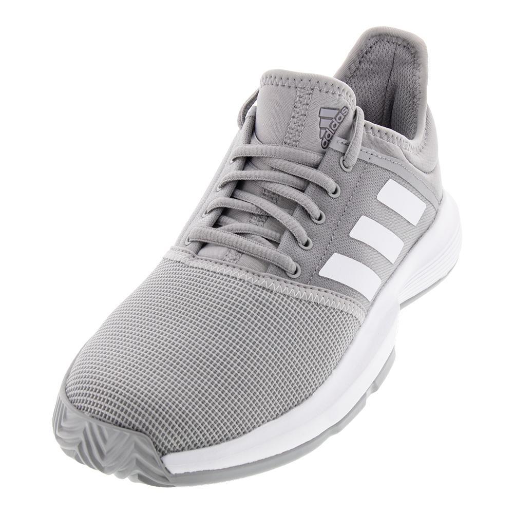 adidas Women s GameCourt Tennis Shoes  2ef027295e969