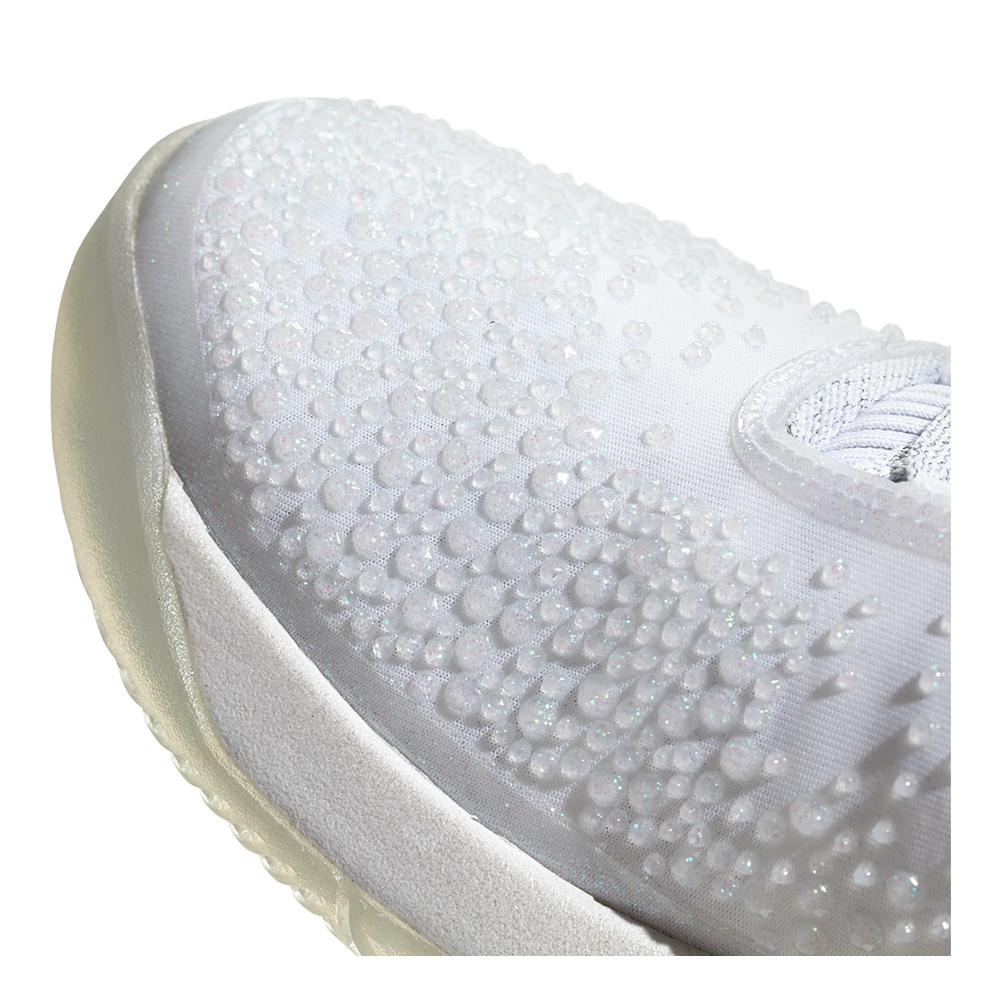 the best attitude b13ea 79f56 ADIDAS ADIDAS Womens Adizero Ubersonic 3 Ltd Tennis Shoes White And Lgh  Solid Gray. Zoom. Hover to zoom click to enlarge. 360 View