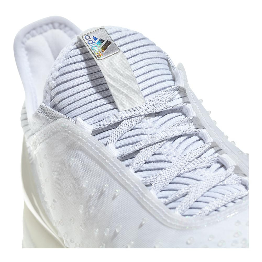 new styles 218c7 3c4dc Limited Edition adidas Womens Ubersonic 3 Tennis Shoes in Wh
