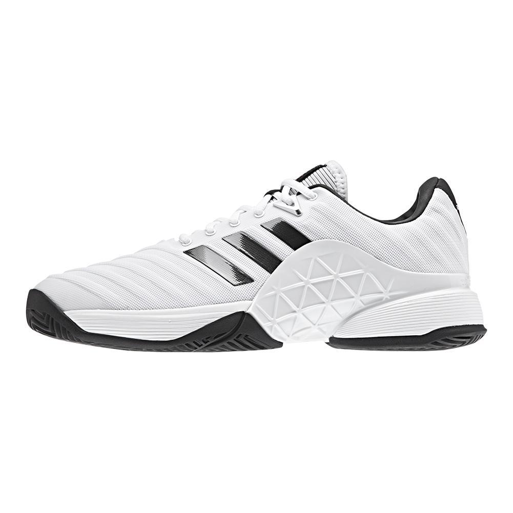 size 40 3a31d f5984 adidas Men`s Barricade 2018 Tennis Shoes