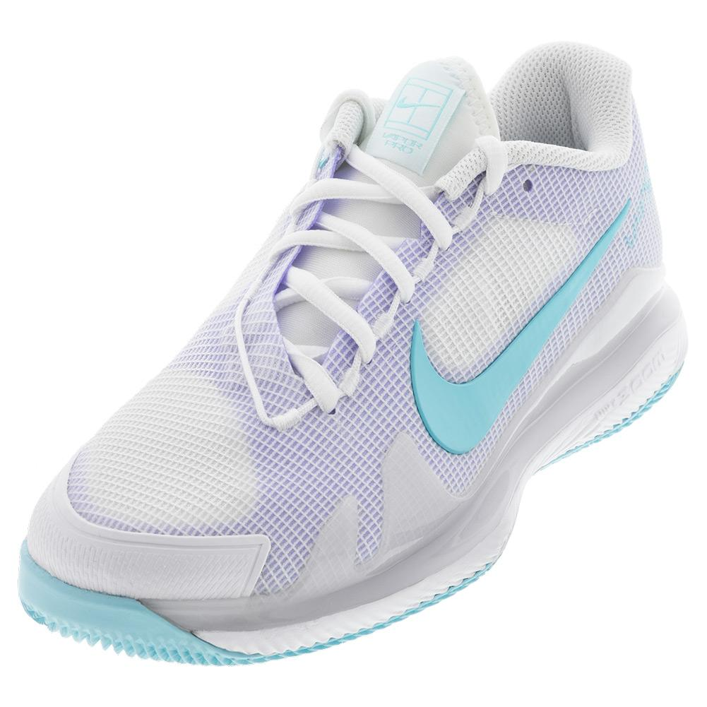 Women's Air Zoom Vapor Pro Tennis Shoes White And Copa