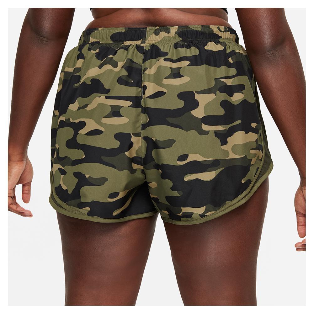 Women's Dri- Fit Tempo Printed Running Shorts