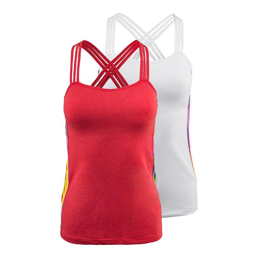 Women's Statik Tennis Tank