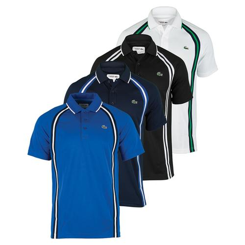 Men's Short Sleeve Ultra Dry Tennis Polo