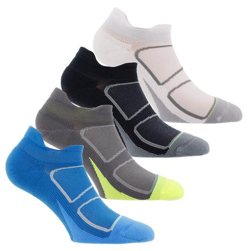 Elite Light Cushion No Show Socks